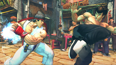 Street Fighter IV by Capcom