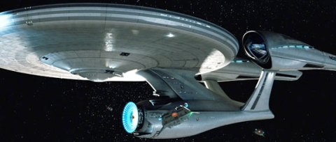 Star Trek Paramount Starship Enterprise