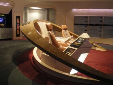 Star Trek The Exhibition at the Arizona Science Center. The exhibit opens Nov. 16.