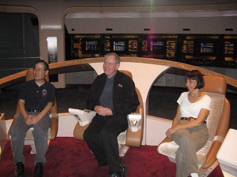 Star Trek The Exhibition at the Arizona Science Center