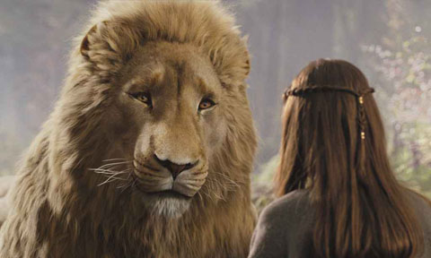 Aslan Chronicles of Narnia Prince Caspian Walt Disney Walden Media