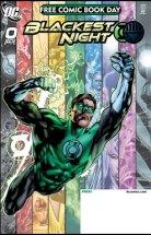 Free Comic Book Day logo DC Green Lantern