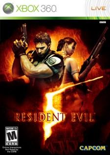 Xbox 360 Resident Evil 5 from Capcom