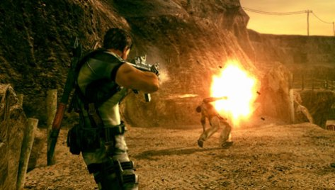 Resident Evil 5 from Capcom