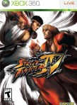 Street Fighter IV U.S. cover art for Xbox 360