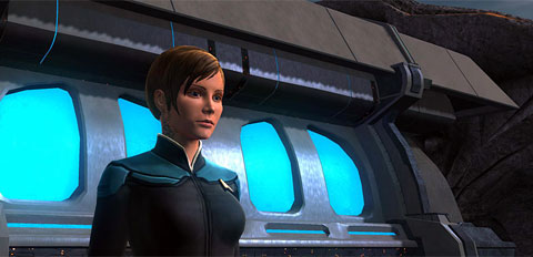 Star Trek Online from Cryptic Studios
