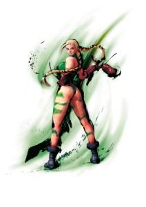 Street Fighter IV Cammy