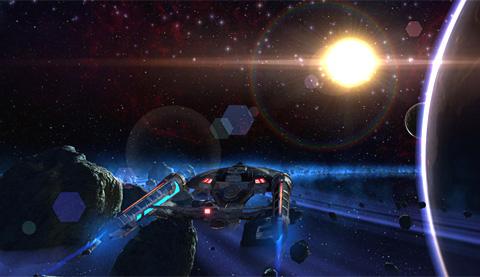 Star Trek Online NX91001