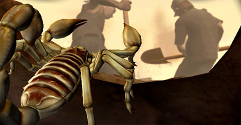Deadly Creatures for Nintendo Wii