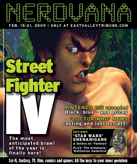 Nerdvana Weekly February 15-21, 2009