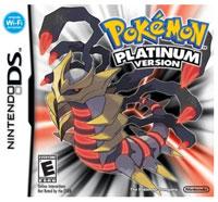 Pokemon Platinum by Nintendo