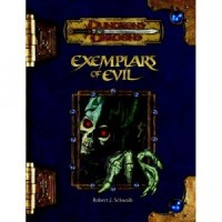Dungeons and Dragons Exemplars of Evil