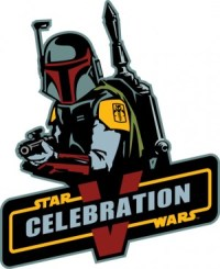 Boba Fett logo Star Wars Celebration Orlando Florida