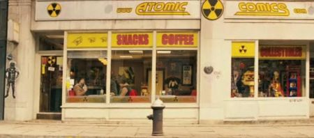 Atomic Comics in Kick-Ass