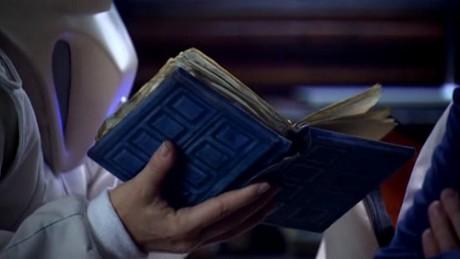 River Song's TARDIS journal