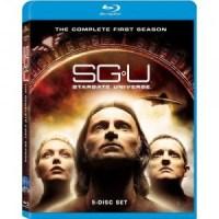 Stargate Universe Blu-ray