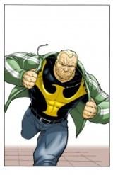 Old Man Clem by Spazdog Comics