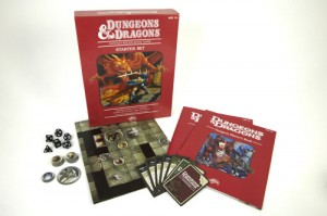 Dungeons & Dragons Red Box