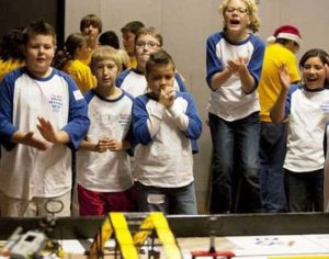 "FIRST LEGO League ""Body Forward"" Challenge State Championship"