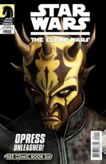 Free Comic Book Day: Star Wars Clone Wars
