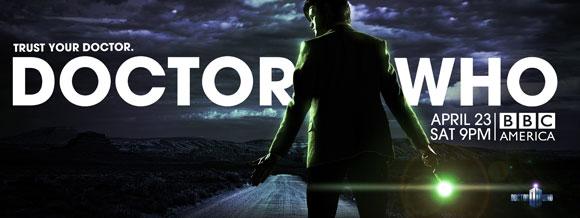 Doctor Who Series 6 key art