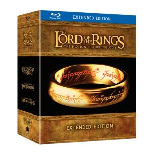 The Lord of the Rings Blu-ray