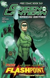 Green Lantern: Free Comic Book Day
