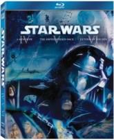 Star Wars classic trilogy Blu-ray