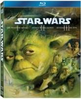 Star Wars prequels Blu-ray