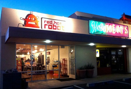 Red Hot Robot in Phoenix