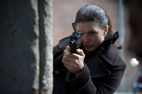 Gina Carano in Haywire