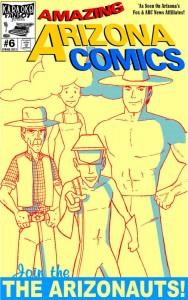 Amazing Arizona Comics #6