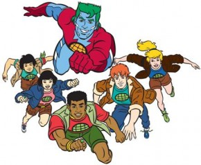 Captain Planet and the Planeteers Marathon