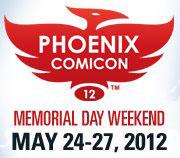 2012 Phoenix Comicon