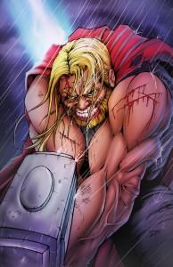 Thor by Chris Burkheart