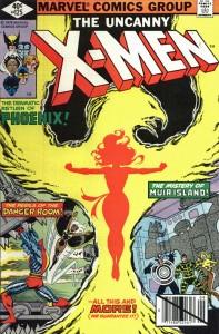 Uncanny X-Men #125