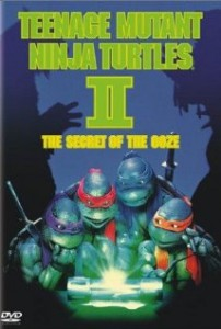 TMNT II Poster