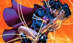Superman and Wonder Woman (DC Comics)