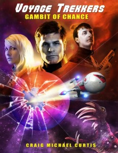 Voyage Trekkers e-book novella Gambit of Chance by Craig Michael Curtis