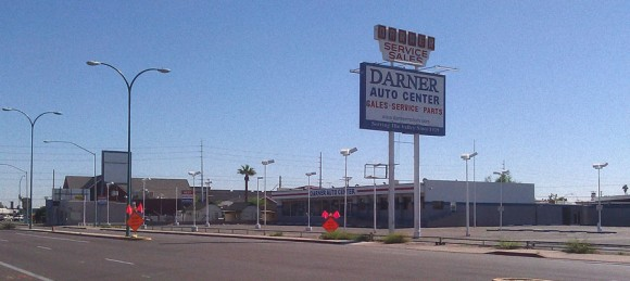 Darner Chrysler in Mesa Arizona