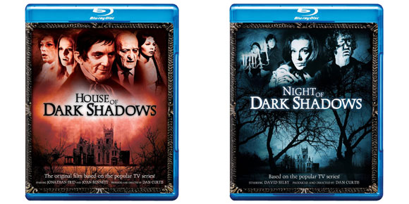 House of Dark Shadows and Night of Dark Shadows