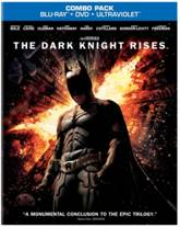 The Dark Knight Rises Blu-ray combo pack (Warner Bros.)