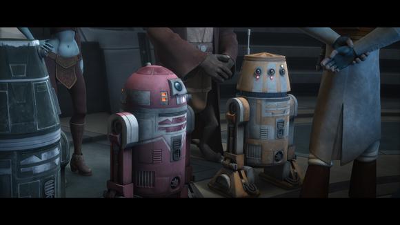 QT-KT on Star Wars: The Clone Wars