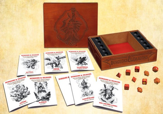 Dungeons & Dragons White Box