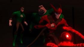 Green Lantern: Babel