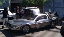 DeLorean DMC-12 Time-Machine
