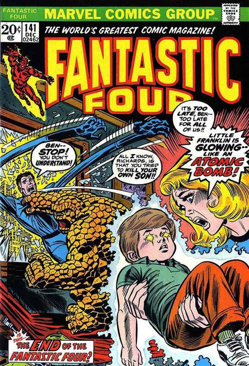 Fantastic Four #141