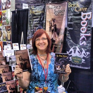 Local Author Sharon Skinner, Booth #1601