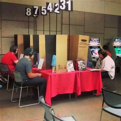 Phoenix Comicon Gaming