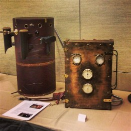 Steampunk Inventions by Dr. Thadius Phul